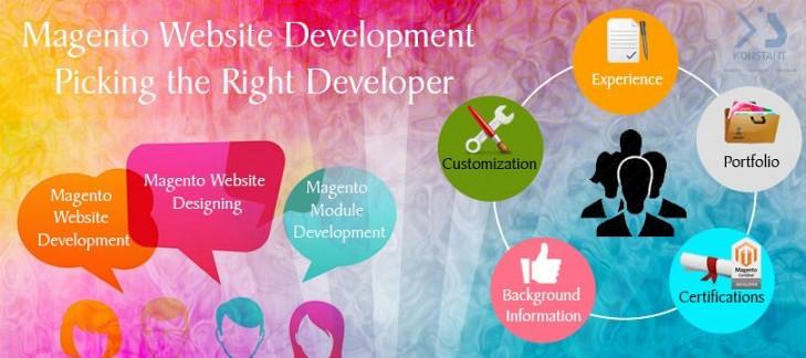 Magento Website Development – Picking the Right Developer