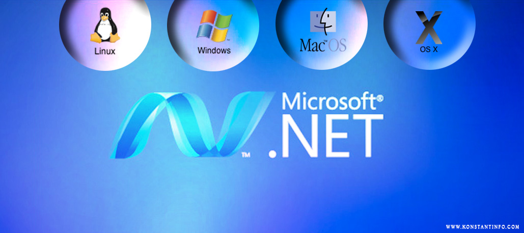 .NET Going Cross Platform With Microsoft