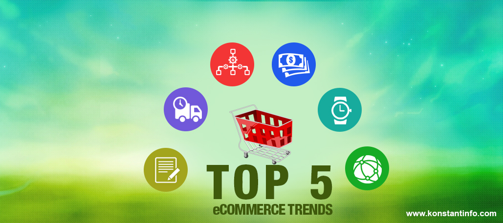 Top 6 eCommerce Trends That Will Dominate 2015