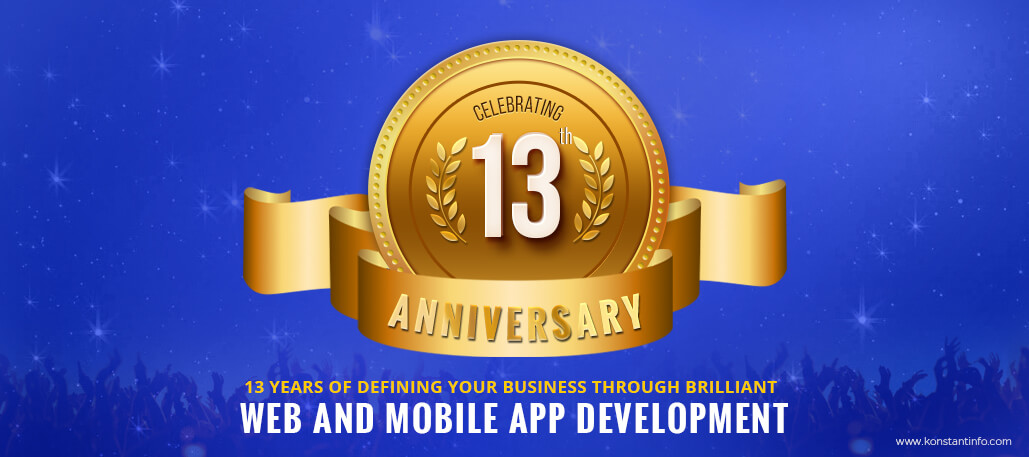 Celebrating 13 Years of Excellence in IT Solutions