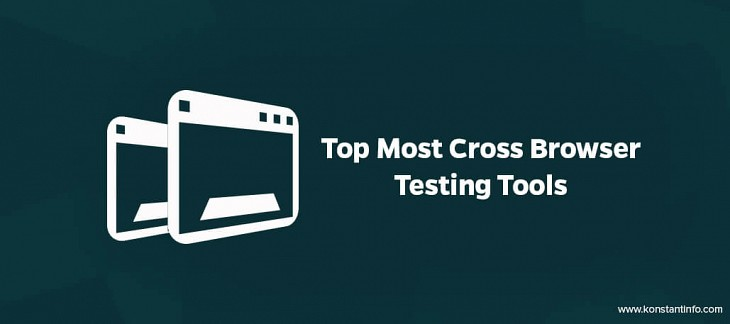 Top Cross Browser Testing Tools for 2016