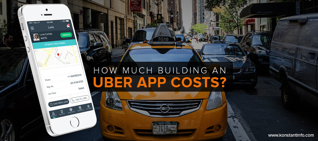 How Much Building an Uber App Costs?