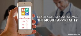 Healthcare at your Service – The Mobile App Reality
