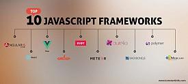 Top 10 JavaScript Frameworks for 2016
