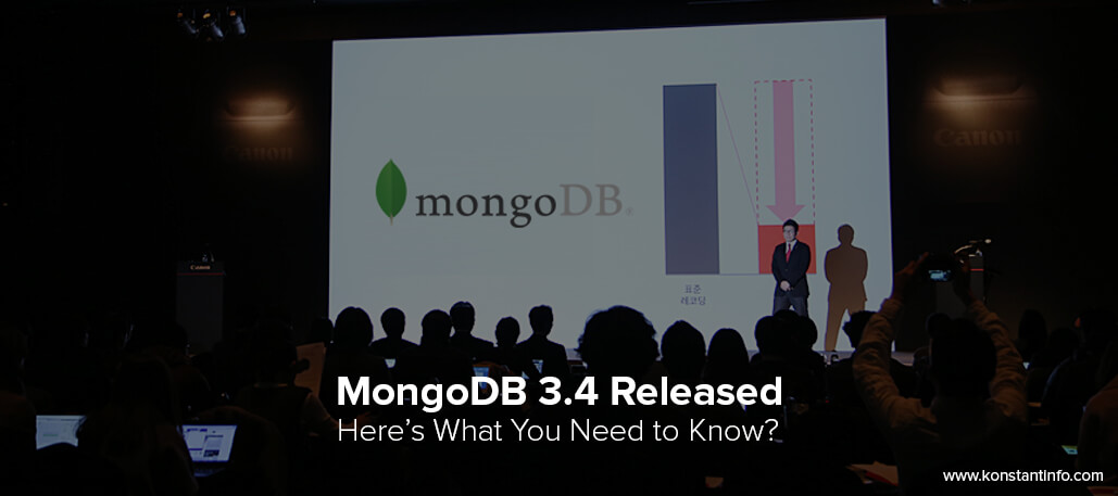 MongoDB 3.4 Released – Here's What You Need to Know?