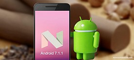 Android 7.1.1 Update: The Sweetest of Nougat!