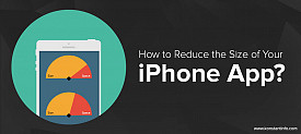 How to Reduce the Size of Your iPhone App?