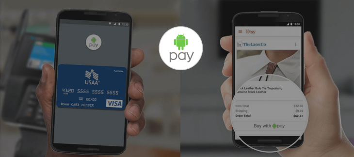 Android Pay Now Integrates with Mobile Banking Apps