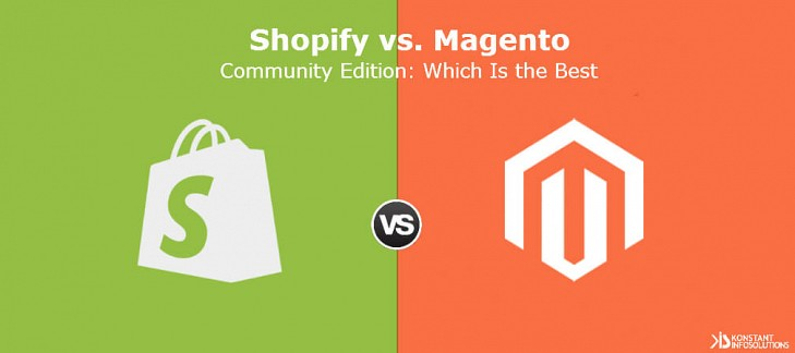 Shopify vs. Magento Community Edition: Which Is the Best?