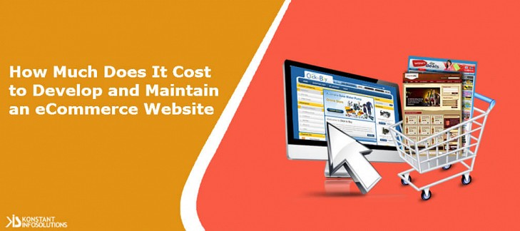 How Much Does It Cost to Develop and Maintain an eCommerce Website