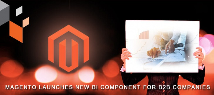 Magento Launches new BI component for B2B Companies