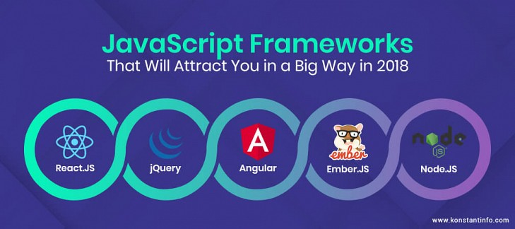JavaScript Frameworks That Will Attract You in a Big Way in 2018