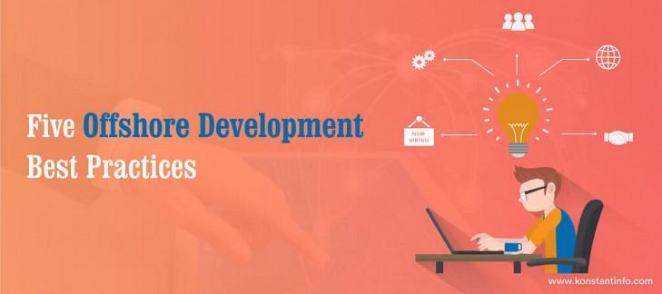 Five Offshore Development Best Practices
