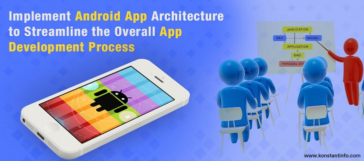 Tutorial- Why and How to implement Android App Architecture to Streamline the Overall App Development Process