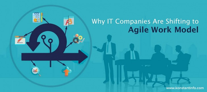 Why IT Companies Are Shifting to Agile Work Model