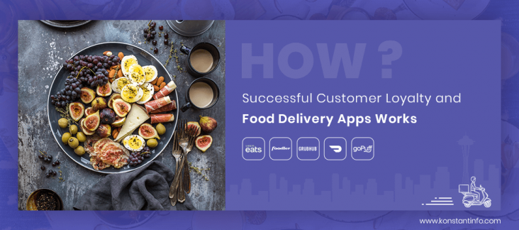 How Successful Customer Loyalty and Food Delivery Apps Work?
