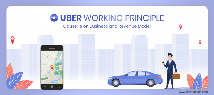 Uber Work Principle: Causerie on Uber Business and Revenue Model
