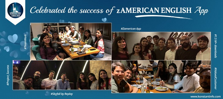 #zAmerican App: When We Pictured the Exhilaration of Reaching New Heights!
