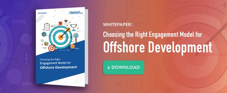 Whitepaper: Choosing the Right Engagement Model for Offshore Development