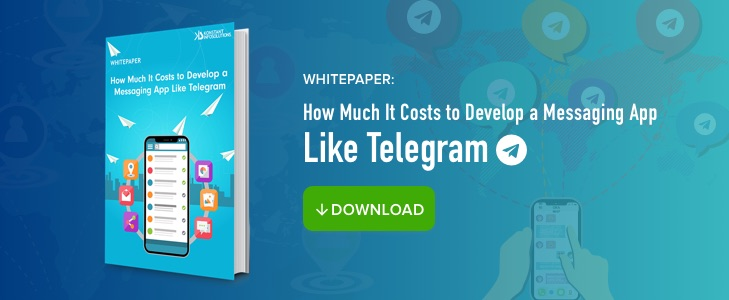 Whitepaper: How Much It Costs to Develop a Messaging App Like Telegram