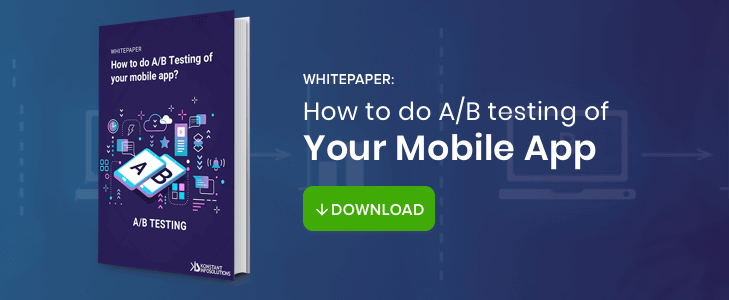 Whitepaper: How to do A/B Testing of Your Mobile App?