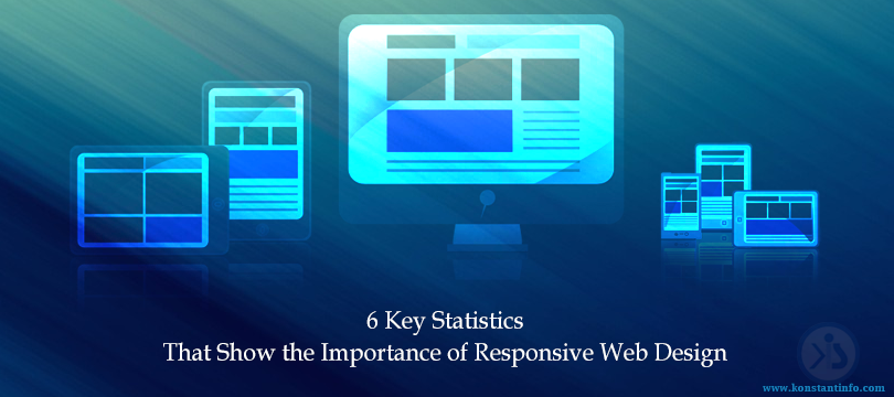 6 Key Statistics That Show the Importance of Responsive Web Design