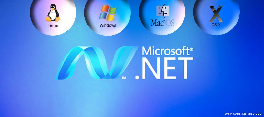 .NET Going Cross Platform With Microsoft