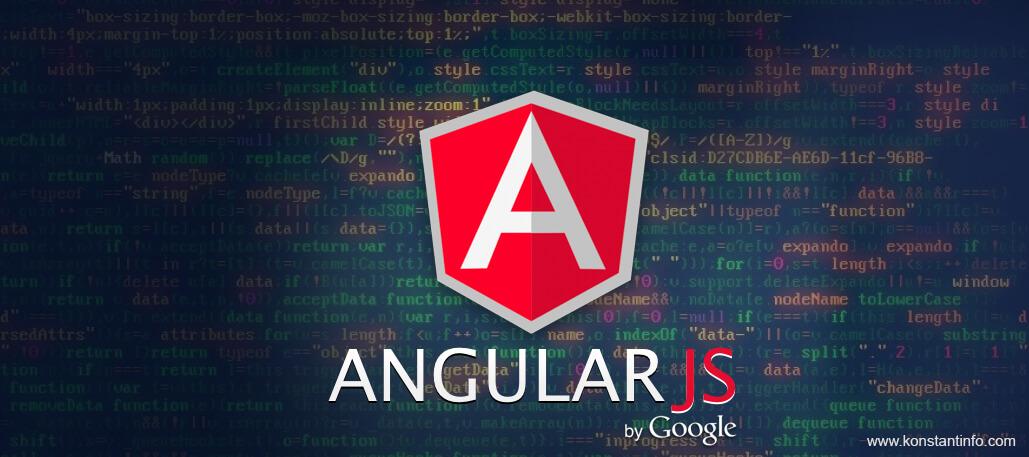 AngularJS – GenX JavaScript Framework - Konstantinfo