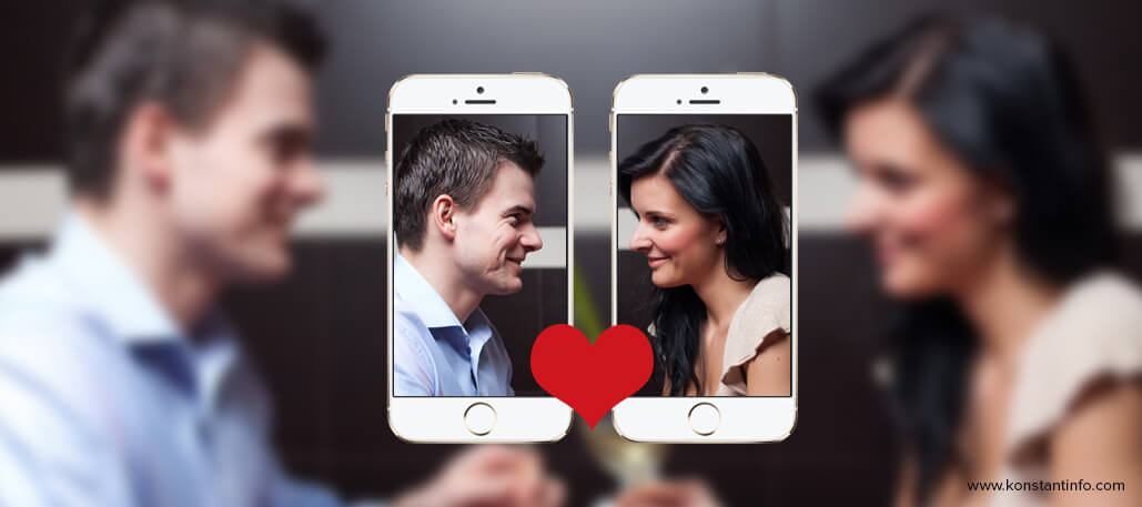 Mobile dating site app