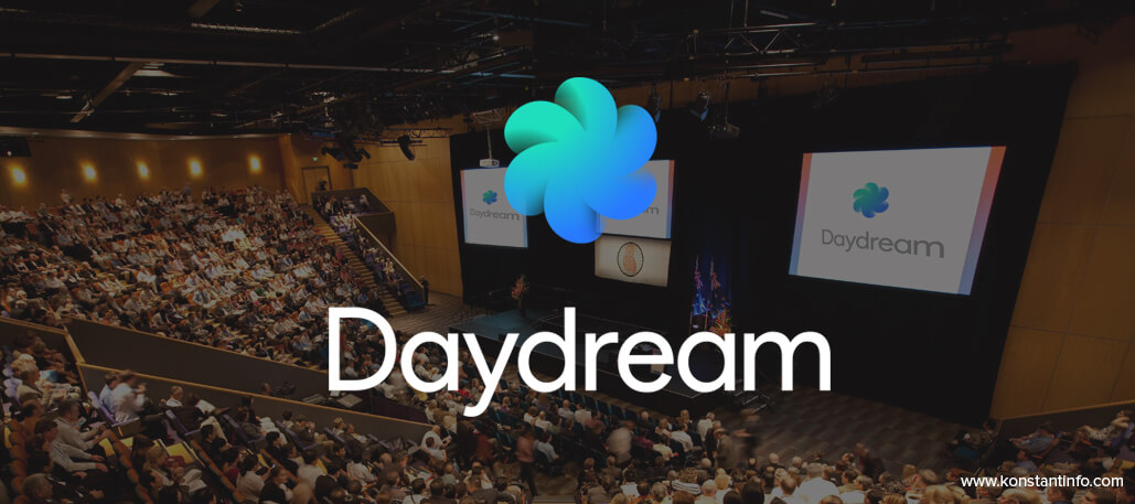 Daydream- VR Framework