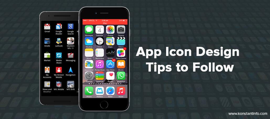 5 App Icon Design Tips to Follow