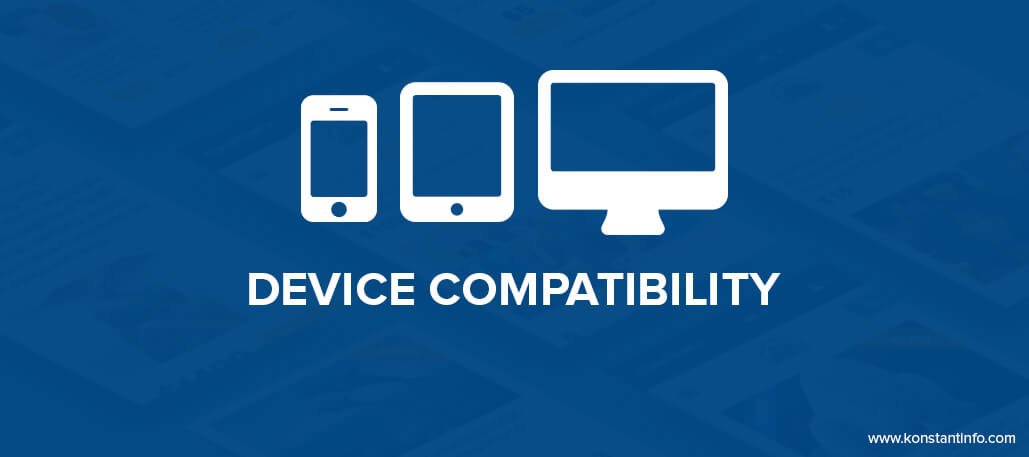 device compatible on tookan