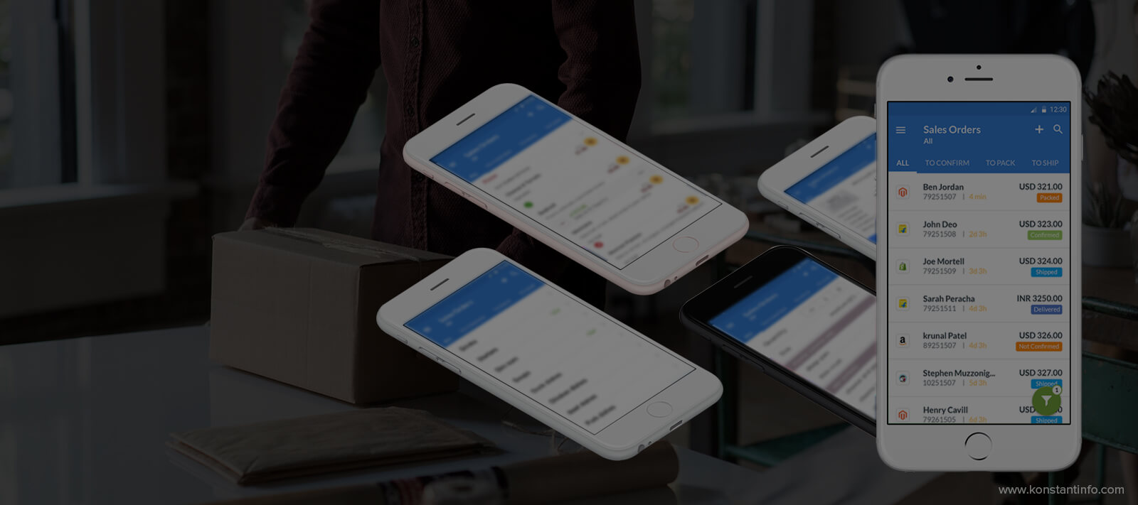How Mobile Apps Make A Smart Choice For Inventory Control