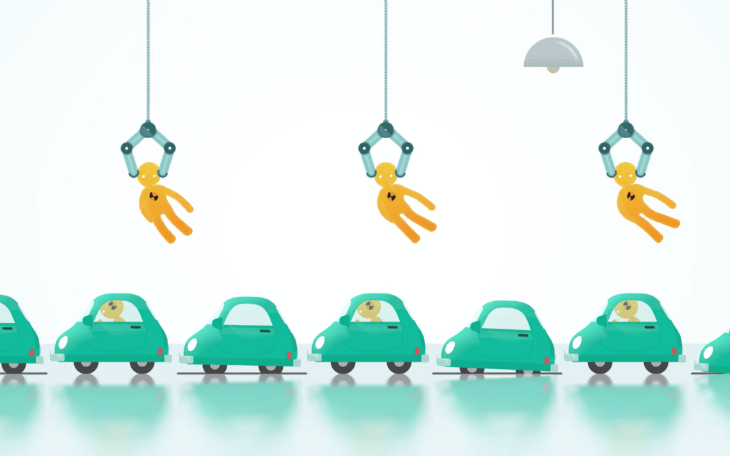 waze Carpool service