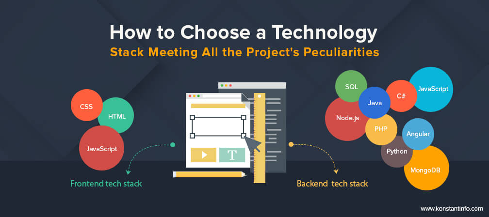Technology Stacks how to choose a technology stack meeting all the project's peculiarities