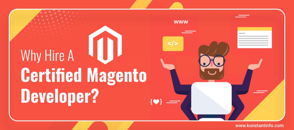 hire a hertified magento developer