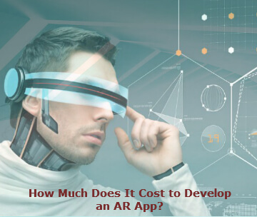 Cost of AR App