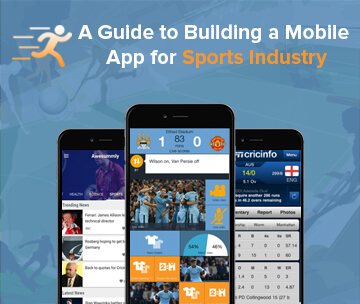 Building a Mobile App for Sports Industry