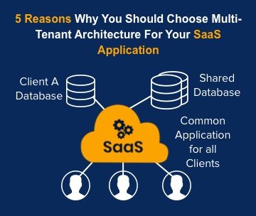 Multi-Tenant Architecture for SaaS Application