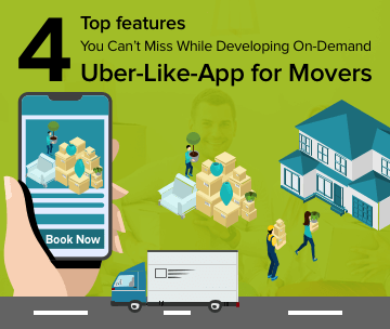 On-Demand App Like Uber for Movers