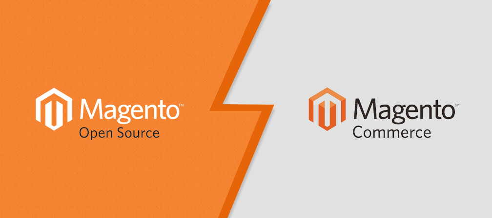 Magento Open Source vs Magento Commerce