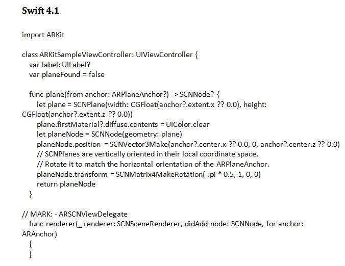 swift 4.1