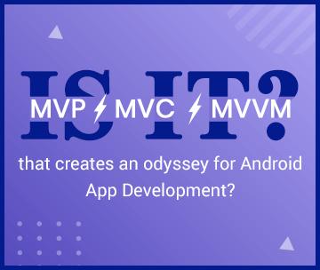 MVP vs. MVC vs.-MVVM