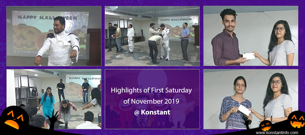 Highlights of First Saturday of November