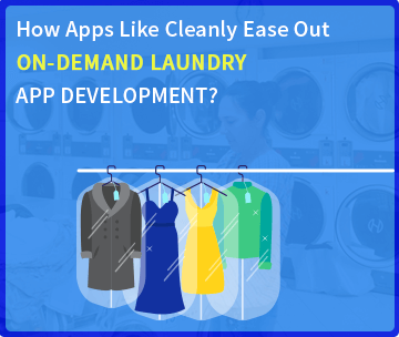 laundry app like cleanly