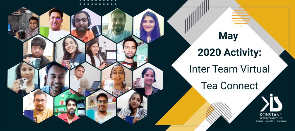 Inter Team Virtual Tea Connect