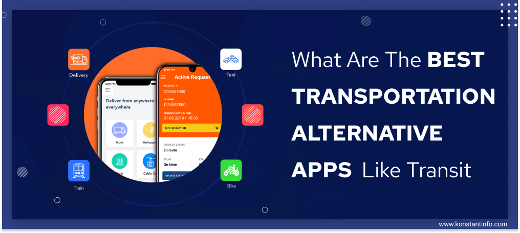 transportation alternative apps aike transit