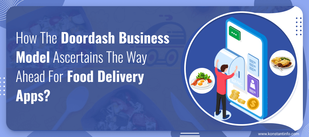 doordash business model