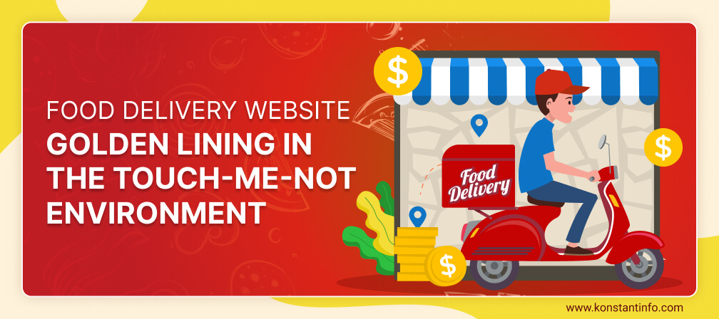 Create Food Delivery Website