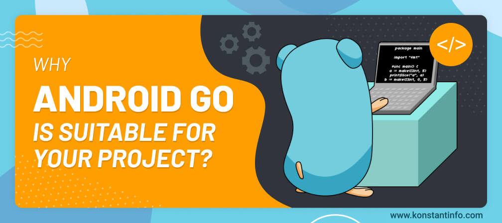 why use golang